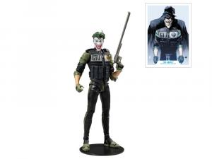 DC Multiverse Batman: White Knight: THE JOKER (Jack Napier) by McFarlane Toys