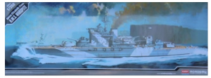 Queen Elizabeth Class H.M.S. Warspite