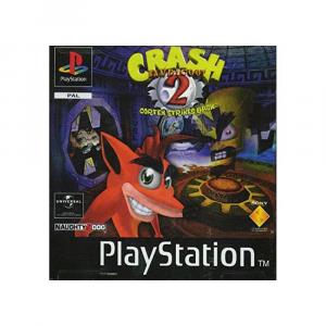 Crash Bandicoot 2: Cortex Strikes Back - Usato - PS1