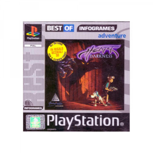 Heart of Darkness - usato - PS1