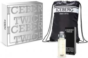 Profumo 125 ml + sacco/zaino Iceberg