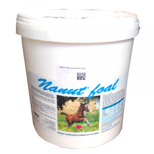 NANUT FOAL 10 Kg – Latte in polvere per puledri e cavalli