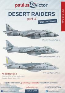 Desert Raiders Part 4