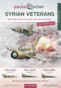 Syrian Veterans