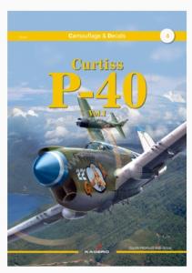 Curtiss P-40 Vol. I