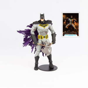 *PREORDER* DC Multiverse: BATMAN WITH BATTLE DAMAGE (Dark Nights: Metal) by McFarlane Toys