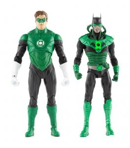 *PREORDER* DC Multiverse: BATMAN HEART 32 & GREEN LANTERN by McFarlane Toys
