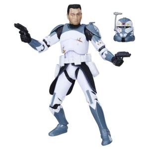 Star Wars Black Series: CLONE COMMANDER WOLFFE (The Clone Wars) by Hasbro