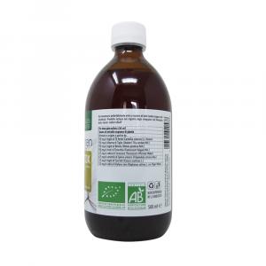 Drenante e Detox Ligne de Plantes 500 ml