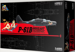 P-61B Noseart & Weapons