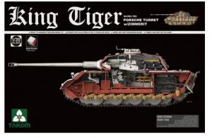 Sd.Kfz.182 King Tiger Porsche Turret
