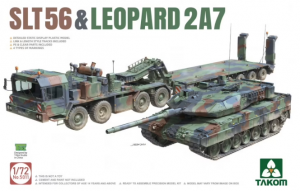 SLT56 & Leopard 2 A7