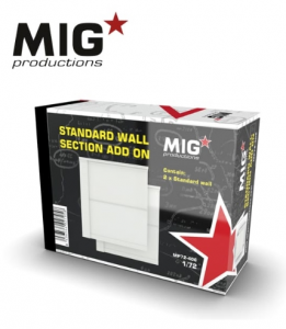 STANDARD WALL SECTION ADD ON