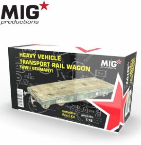 Vagone ferroviario per trasporto di veicoli pesanti