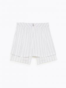 Shorts a Righe - PATRIZIA PEPE