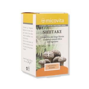 SHIITAKE FUNGO MICOVITA 60CPS