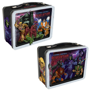 *PREORDER* Box Masters of the Universe: REVELATION TIN TOTE HEROES AND VILLAINS by Factory Entertaiment