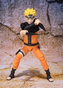 *PREORDER* Naruto Shippuden - S.H. Figuarts: NARUTO UZUMAKI by Bandai Tamashii