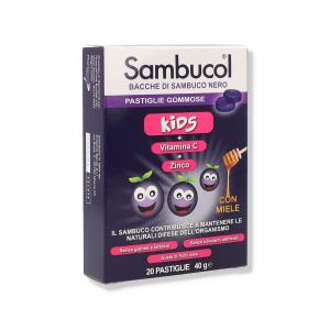 SAMBUCOL KIDS 20PAST GOMM