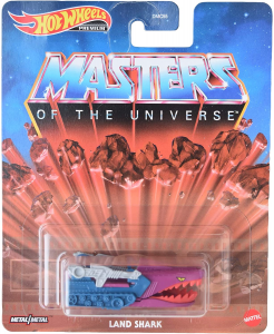 Masters of the Universe - Hot Wheels: LAND SHARK by Mattel