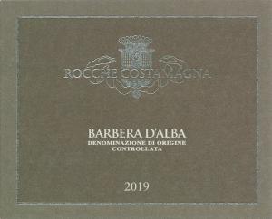 BARBERA D'ALBA DOC 2019
