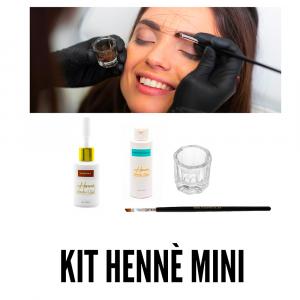 Kit hennè mini Henne BrowLine Dlux