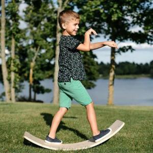 Balance Board Tavola di equilibrio Montessori Woody Friends