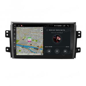 ANDROID autoradio navigatore per Fiat Sedici 16 Suzuki SX4 2006-2012 CarPlay Android Auto GPS USB WI-FI Bluetooth 4G LTE