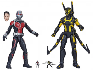 Marvel Legends Series Marvel Studios: The First Ten Years: ANT-MAN & YELLOWJACKET by Hasbro