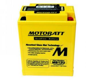 E06002 BATTERIA MOTOBATT MB12U SUPER PERFORMANTE 12V 15 AH 160 CCA