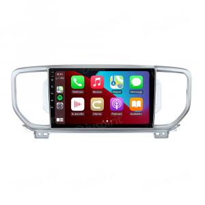 ANDROID autoradio navigatore per Kia Sportage 2016-2018 CarPlay Android Auto GPS USB WI-FI Bluetooth 4G LTE