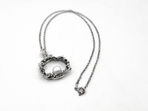 Pendente Afrodite con perla