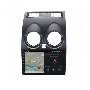 ANDROID autoradio navigatore per Nissan Qashqai 2007-2013 CarPlay Android Auto GPS USB WI-FI Bluetooth 4G LTE