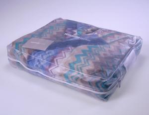 Missoni Home Bademäntel mit Kapuze 100% Baumwolle Unisex GIACOMO 170