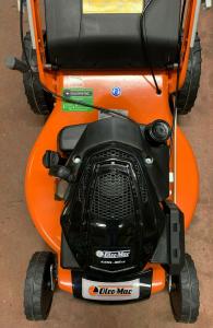 Rasaerba Tagliaerba a scoppio Oleo-mac GV53 TK Trazionato Allroad 3 motore K660 166 cc