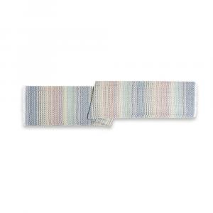 Missoni Home Plaid mit Fransen 100x190 cm SIMONE 100 mehrfarbig Zick-Zack