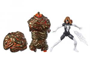 Marvel Legends Series Spider-Man: SPIDER-WOMAN (Molten Man BAF) by Hasbro