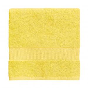 Asciugamani sfusi -ospite - viso-telo Bassetti POP COLOR limone Y1