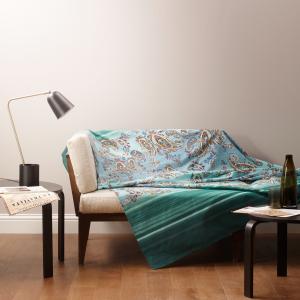 Bassetti Granfoulard TOSCA V1 Bezug für Möbel GRÜN