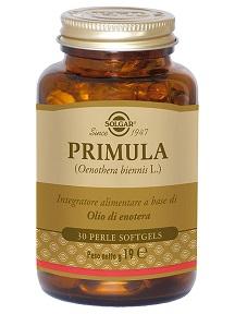 PRIMULA 30 PERLE SOFTGELS - INTEGRATORE ALIMENTARE A BASE DI OLIO DI ENOTERA