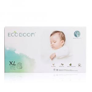 Pannolini a mutandina biodegradabili XL 12-17 kg - 72 pannolini