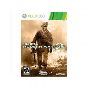Call of Duty: Modern Warfare 2 -USATO - XBOX 360