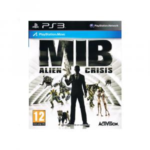 MIB: Alien Crisis - Usato - PS3