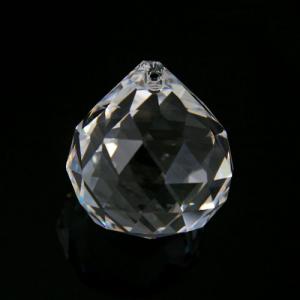 Sfera 40 mm cristallo molato -Asfour 701-