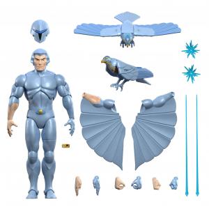 *PREORDER* SilverHawks Ultimates: QUICKSILVER by Super7