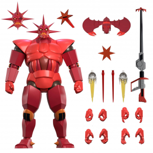 *PREORDER* SilverHawks Ultimates: ARMORED MON STAR by Super7