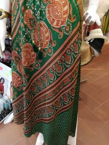 Robe imprimée cachemire | Robes d'été ethniques en ligne