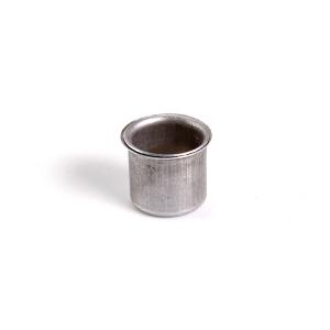 Bossola in alluminio #2 - Ø15,5 per ingessatura lampadari vetro Murano