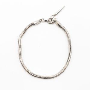 Bracciale in argento tit. 925