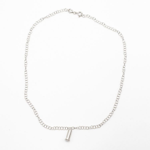 Collana in argento tit. 925
